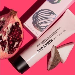 Red Earth Pink Coconut Clay Cleansing Mask